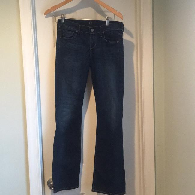 Citizens of Humanity Boot Cut Jeans-Medium Wash Image 1
