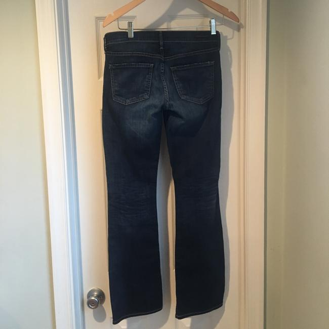 Citizens of Humanity Boot Cut Jeans-Medium Wash Image 2