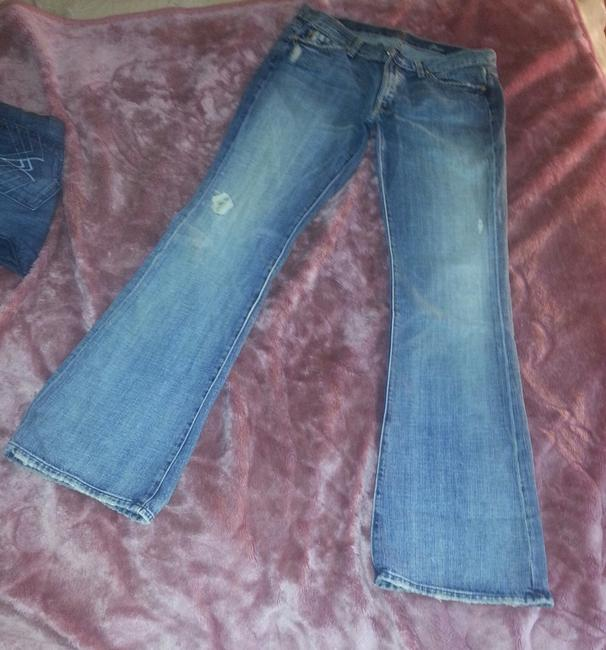 7 For All Mankind Flare Leg Jeans Image 1