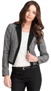 Ann Taylor Black/Gray Jacket