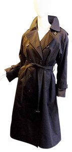 Burberry Trench Lining Trench Coat