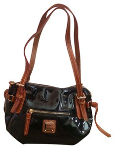 Dooney & Bourke Patent Shoulder Bag