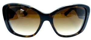 Prada PRADA 32P 2AU-6S1 Sunglasses Havana / Brown Gradient