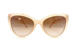 Versace Versace MOD. 4267 5094/13 Opal Peach/Brown Gradient Sunglasses