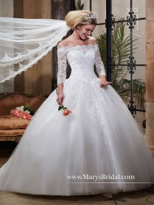 Mary's Bridal Mary's Bridal 6362 Wedding Dress