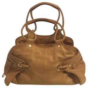 Stuart Weitzman Satchel in tan