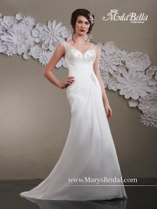 Mary's Bridal Marys Bridal 3y380 Wedding Dress