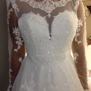 Gorgeous Princess Style Wedding Dress Wedding Dress