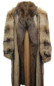 Flemington Furs Mink Fur Full Length Fur Coat