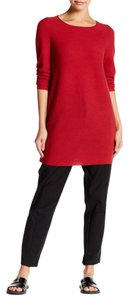 Eileen Fisher short dress Red Brick Super Soft Comfy on Tradesy