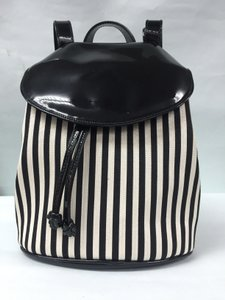 Salvatore Ferragamo Vintage Patent Leather Mini Backpack