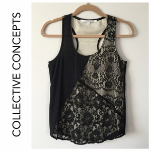 Collective Concepts Top Black