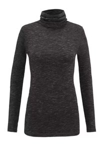 CAbi Turtleneck Black Top