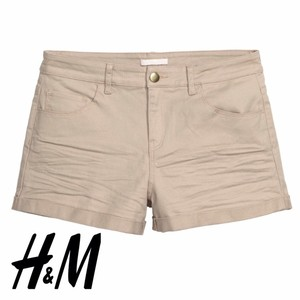 H&M Mini/Short Shorts Beige