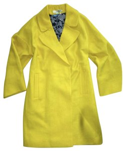 Boden Wool Carrie Loose Fit Pea Coat