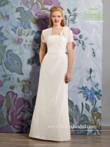 Mary's Bridal Mary's Bridal Gown 2603 Wedding Dress