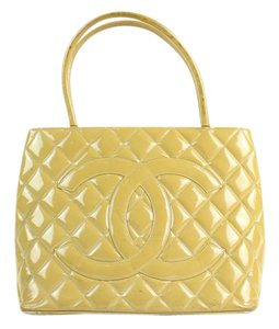 Chanel Jumbo Pst Gst Neverfull Tote in Beige