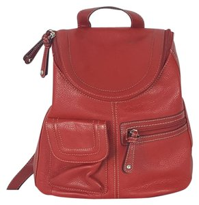 Tignanello Leather Backpack