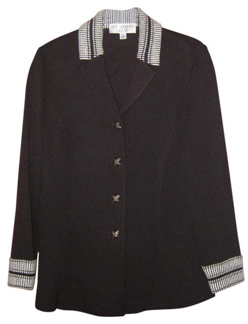 Preload https://img-static.tradesy.com/item/20545840/brown-collection-cardigan-size-10-m-0-1-650-650.jpg
