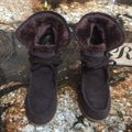 White Mountain brown Boots Image 7