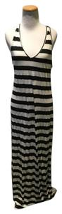 Black and White Maxi Dress by 291 Venice Maxi