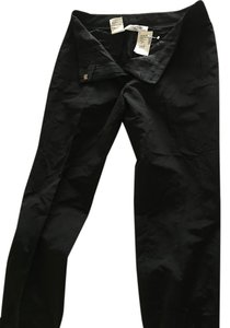 Valentino Straight Pants black