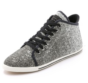 Marc by Marc Jacobs Glitter Lace-up Black Multi Athletic