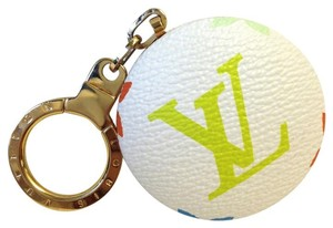 Louis Vuitton WAS $275 CLEARANCE #5954 Astropill Keychain Charm with LED light