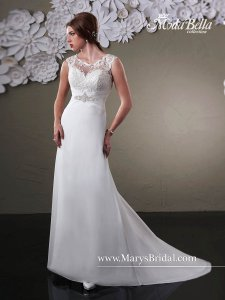 Mary's Bridal Mary's Bridal Gown 3y385 Wedding Dress
