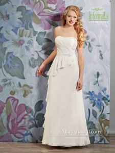 Mary's Bridal Mary's Bridal Gown 2597 Wedding Dress