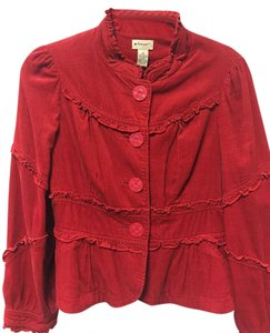 Elevenses Basic Red Jacket