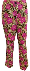 Escada Straight Pants multi