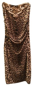 Just Cavalli Leopard Cavalli Dress