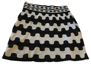 Missoni Print Knit Lined Rare Skirt