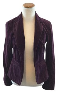 Vince Dark Purple Blazer