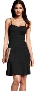 Banana Republic short dress Black Petites Short on Tradesy