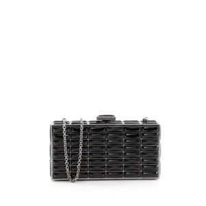Judith Leiber Crystal Black Clutch