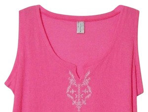 Willow Bay Large L Top Pink