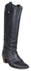 Frye Leather Classic Versatile Black Boots