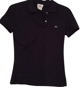 Lacoste Button Down Shirt Navy