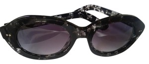 THIERRY LASRY Thierry Lasry printed sunglasses