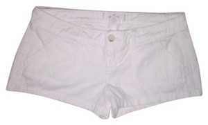 Hollister Shorts White