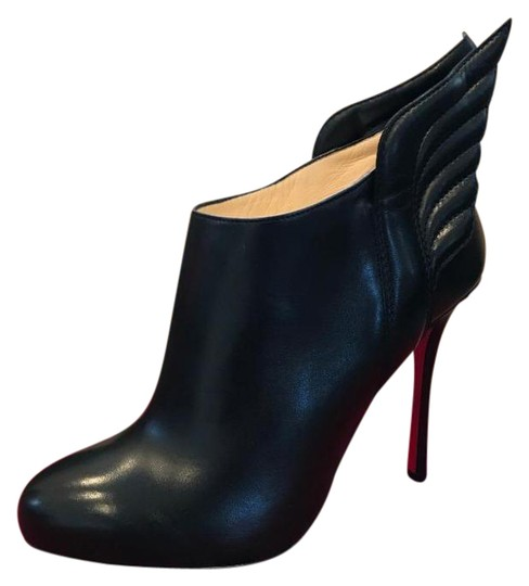Preload https://img-static.tradesy.com/item/20547594/christian-louboutin-black-mercura-wing-leather-ankle-heels-37-bootsbooties-size-us-75-0-1-540-540.jpg