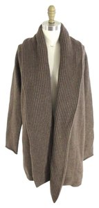 Margaret O'Leary Yak Wool Cardigan Warm Sweater