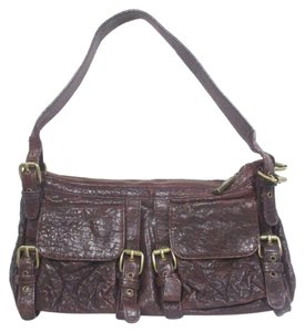 Kooba Leather Versatile Shoulder Bag