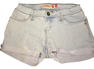 Contraband Shorts Light Denim