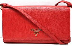 Prada Woc Wallet On Chain Small Cross Body Bag