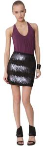 Tart Collections Sequin Night Out Mini Skirt black