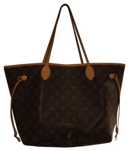 Louis Vuitton Tote in Logo
