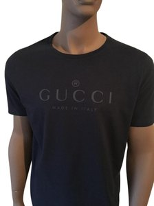 Gucci T Shirt Navy Blue